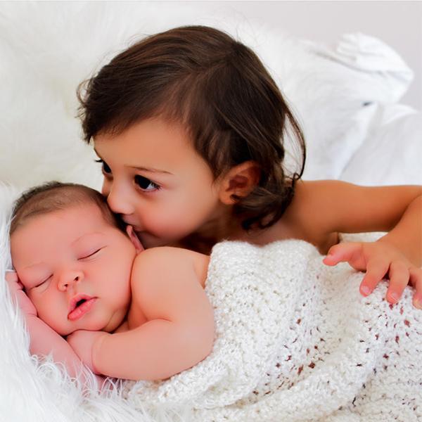New Born Baby Photo Retouching